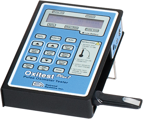 Oxitest Plus7- SpO2 Simulator | Datrend Systems Inc