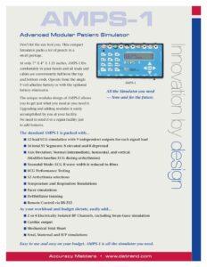 AMPS-1 Product Datasheet