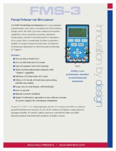 FMS-3 Product Datasheet