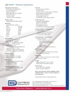 vPad-BP Product Datasheet