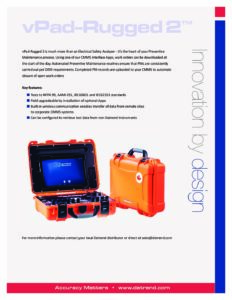 vPad-Rugged 2 Product Datasheet