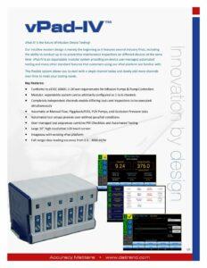 vPad-IV Product Datasheet